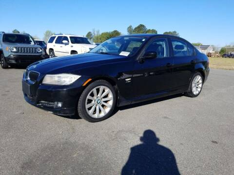 2011 BMW 3 Series for sale at Performance Autoworks LLC in Havelock NC