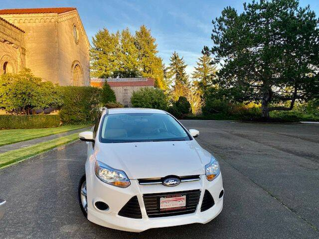 2013 Ford Focus for sale at EZ Deals Auto in Seattle WA