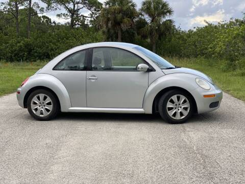 2008 Volkswagen New Beetle for sale at D & D Used Cars in New Port Richey FL