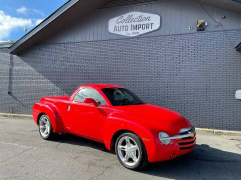 2004 Chevrolet SSR for sale at Collection Auto Import in Charlotte NC