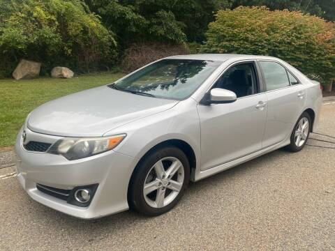 2012 Toyota Camry for sale at Padula Auto Sales in Braintree MA