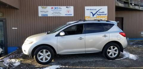 2009 Nissan Murano for sale at J.R.'s Truck & Auto Sales, Inc. in Butler PA