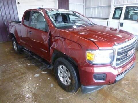 2015 GMC Canyon for sale at East Coast Auto Source Inc. in Bedford VA