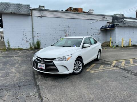 2017 Toyota Camry for sale at Santa Motors Inc in Rochester NY