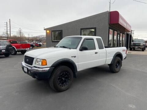 2003 Ford Ranger for sale at Auto Image Auto Sales in Pocatello ID