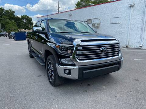 2019 Toyota Tundra for sale at Consumer Auto Credit in Tampa FL