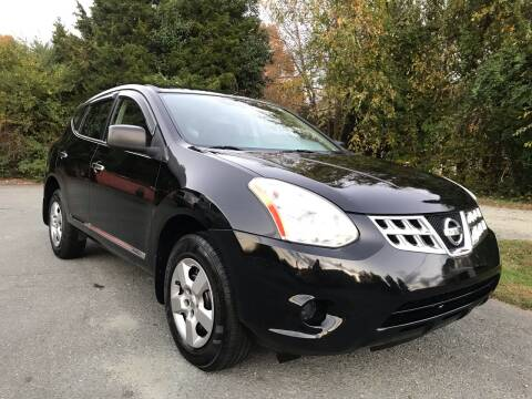 2011 Nissan Rogue for sale at Pristine AutoPlex in Burlington NC