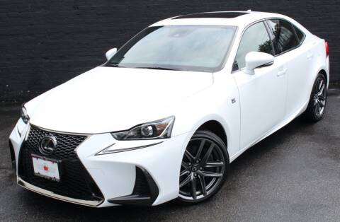 2018 Lexus IS 300 for sale at Kings Point Auto in Great Neck NY