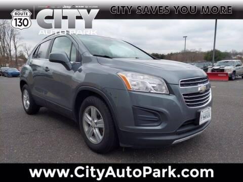 2015 Chevrolet Trax for sale at City Auto Park in Burlington NJ