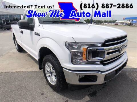 2018 Ford F-150 for sale at Show Me Auto Mall in Harrisonville MO