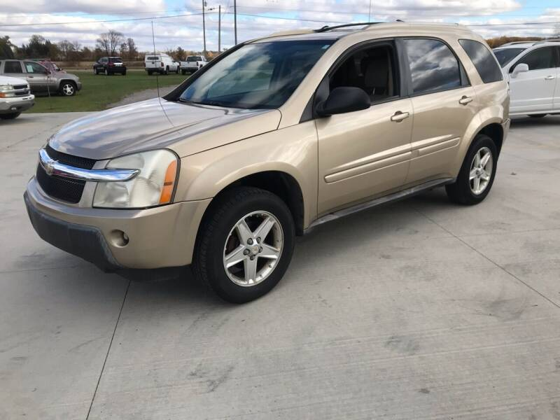 2005 Chevrolet Equinox for sale at The Auto Depot in Mount Morris MI