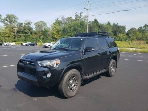 2020 Toyota 4Runner for sale at White's Honda Toyota of Lima in Lima OH