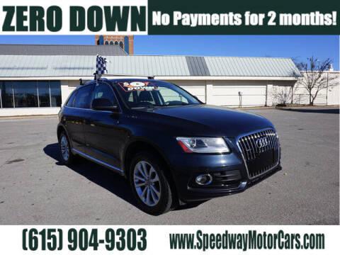 2013 Audi Q5 for sale at Speedway Motors in Murfreesboro TN