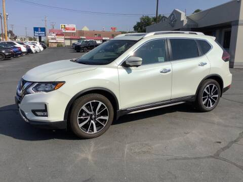 2019 Nissan Rogue for sale at Beutler Auto Sales in Clearfield UT