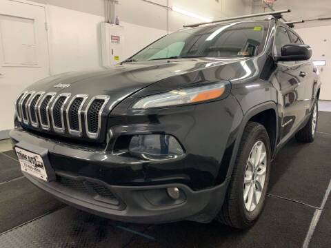 2014 Jeep Cherokee for sale at TOWNE AUTO BROKERS in Virginia Beach VA