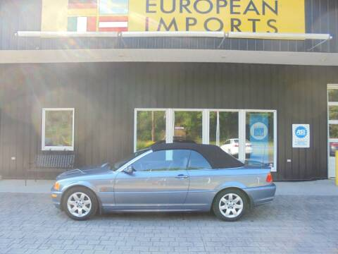 2000 BMW 3 Series for sale at EUROPEAN IMPORTS in Lock Haven PA