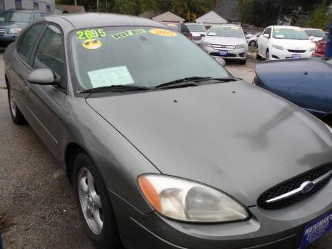 2003 Ford Taurus for sale at Weigman's Auto Sales in Milwaukee WI