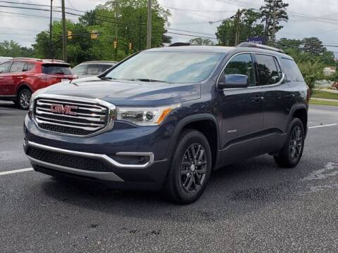 2019 GMC Acadia for sale at Gentry & Ware Motor Co. in Opelika AL