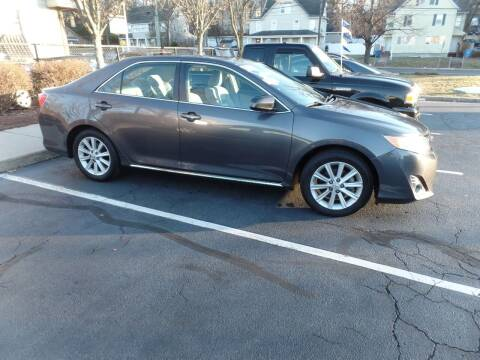 2012 Toyota Camry for sale at CAR CORNER RETAIL SALES in Manchester CT