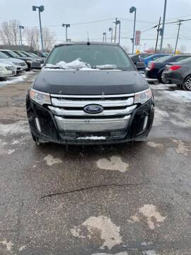 2012 Ford Edge for sale at R&R Car Company in Mount Clemens MI