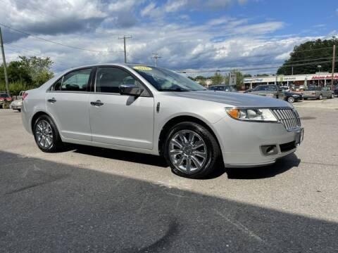 2010 Lincoln MKZ for sale at Matrix Autoworks in Nashua NH
