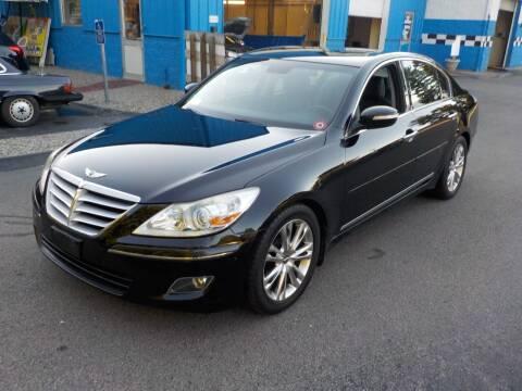 2009 Hyundai Genesis for sale at RTE 123 Village Auto Sales Inc. in Attleboro MA