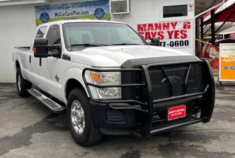 2012 Ford F-250 Super Duty for sale at Manny G Motors in San Antonio TX