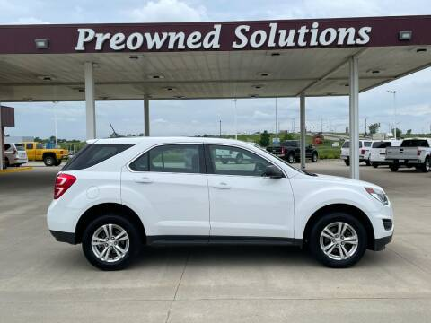 2016 Chevrolet Equinox for sale at Preowned Solutions in Urbandale IA