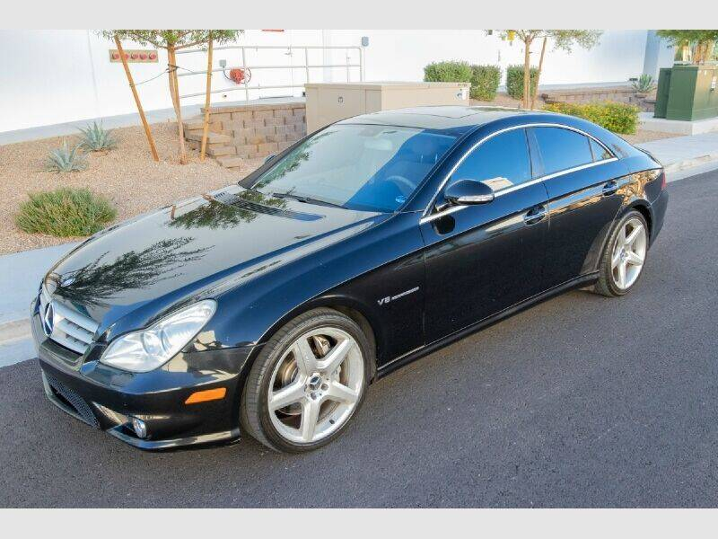 2006 Mercedes-Benz CLS for sale at REVEURO in Las Vegas NV