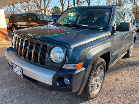 2007 Jeep Patriot for sale at New Wheels in Glendale Heights IL