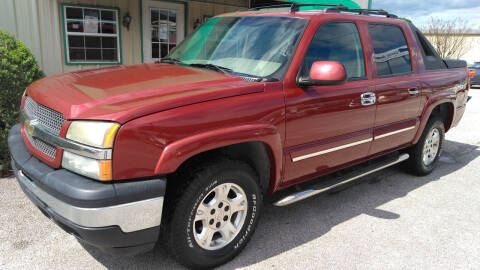 2006 Chevrolet Avalanche for sale at Haigler Motors Inc in Tyler TX