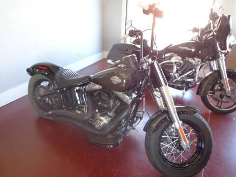 2017 Harley-Davidson FLS for sale at Dan Powers Honda Motorsports in Elizabethtown KY