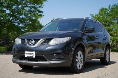 2016 Nissan Rogue for sale at COURTESY MAZDA in Longmont CO