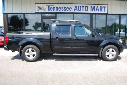 2008 Nissan Frontier for sale at Tennessee Auto Mart Columbia in Columbia TN