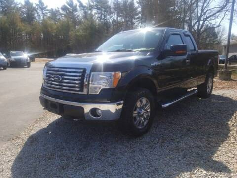 2011 Ford F-150 for sale at Clear Auto Sales 2 in Dartmouth MA