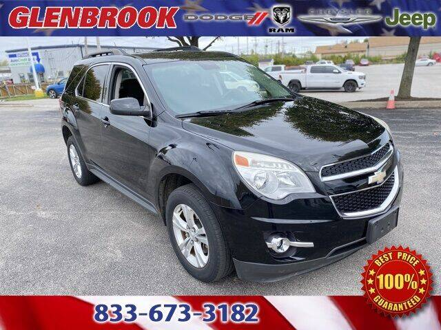2015 Chevrolet Equinox for sale at Glenbrook Dodge Chrysler Jeep Ram and Fiat in Fort Wayne IN