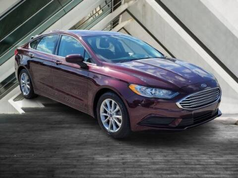 2017 Ford Fusion for sale at Midlands Auto Sales in Lexington SC
