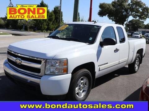 2008 Chevrolet Silverado 1500 for sale at Bond Auto Sales in St Petersburg FL
