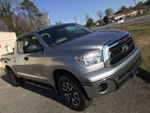 2010 Toyota Tundra for sale at Deluxe Auto Group Inc in Conover NC