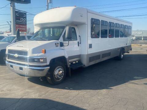 2008 Chevrolet C5500 for sale at KAP Auto Sales in Morrisville PA