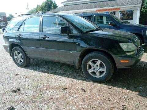 2002 Lexus RX 300 for sale at Easy Does It Auto Sales in Newark OH