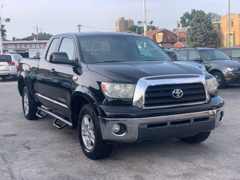 2008 Toyota Tundra for sale at IMPORT Motors in Saint Louis MO