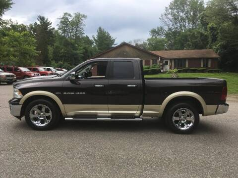 2011 RAM Ram Pickup 1500 for sale at Lou Rivers Used Cars in Palmer MA