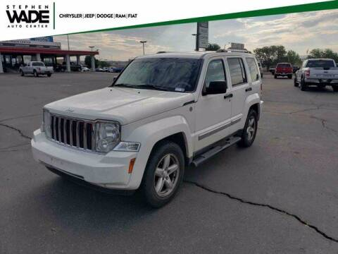 2008 Jeep Liberty for sale at Stephen Wade Pre-Owned Supercenter in Saint George UT