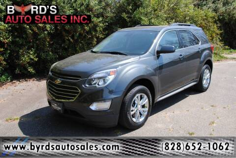 2017 Chevrolet Equinox for sale at Byrds Auto Sales in Marion NC
