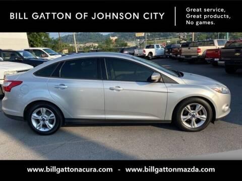 2014 Ford Focus for sale at Bill Gatton Used Cars - BILL GATTON ACURA MAZDA in Johnson City TN