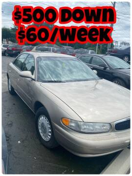 2002 Buick Century for sale at Augusta Motors Inc in Indianapolis IN