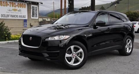 2018 Jaguar F-PACE for sale at AMC Auto Sales, Inc. in Fremont CA