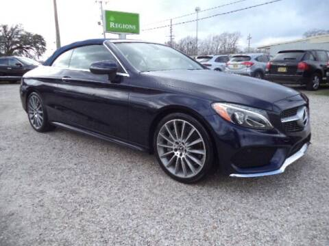 2017 Mercedes-Benz C-Class for sale at PICAYUNE AUTO SALES in Picayune MS
