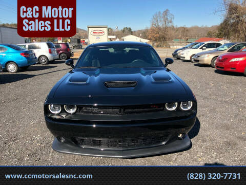 2020 Dodge Challenger for sale at C&C Motor Sales LLC in Hudson NC